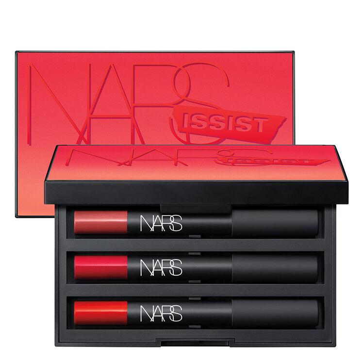 Trío de lápices de labios NARSissist, NARS Paletas labios