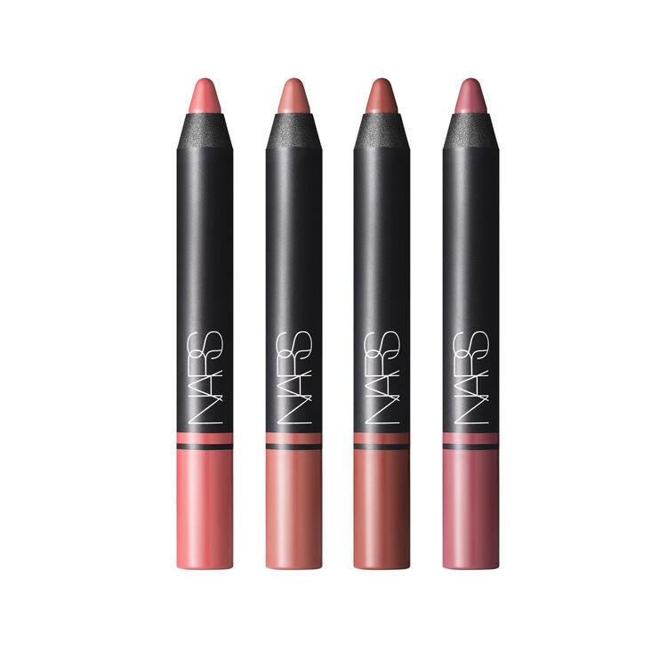 Naked Paradise Lip Pencil Coffret, NARS Paletas labios