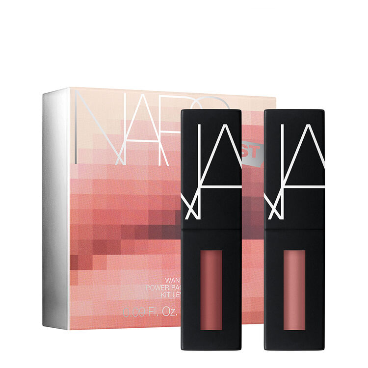 Kit para labios NARSissist Wanted Power Pack - Cool Nudes