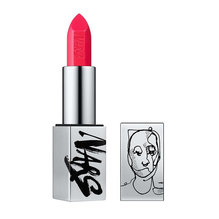 Connor Tingley Audacious Lipstick, NARS Rosas