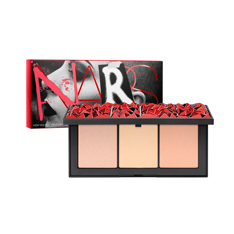 Paleta de iluminadores High Voltage, NARS Últimas unidades