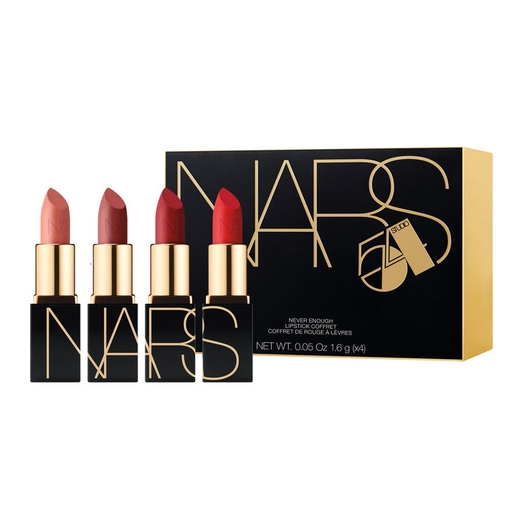 Never Enough Mini Lipstick Coffret, NARS Labios