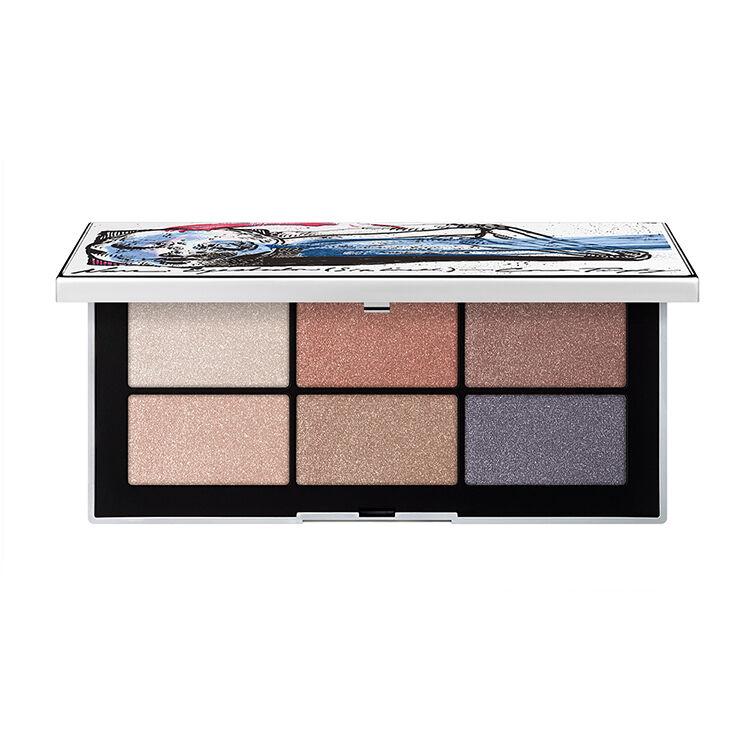 Connor Tingley Eyeshadow Palette, NARS Paletas y regalos