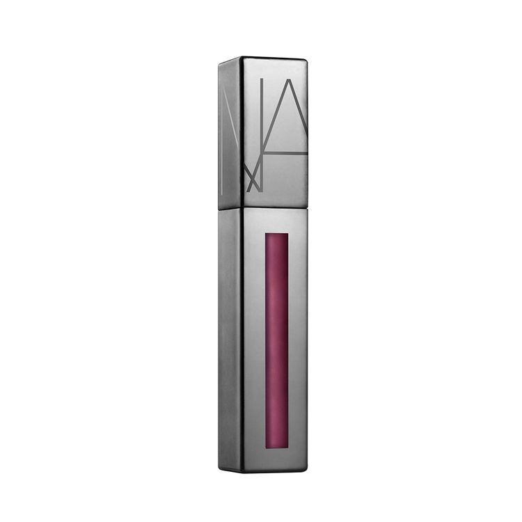 Brillo metálico de labios Powermatte, NARS Labios