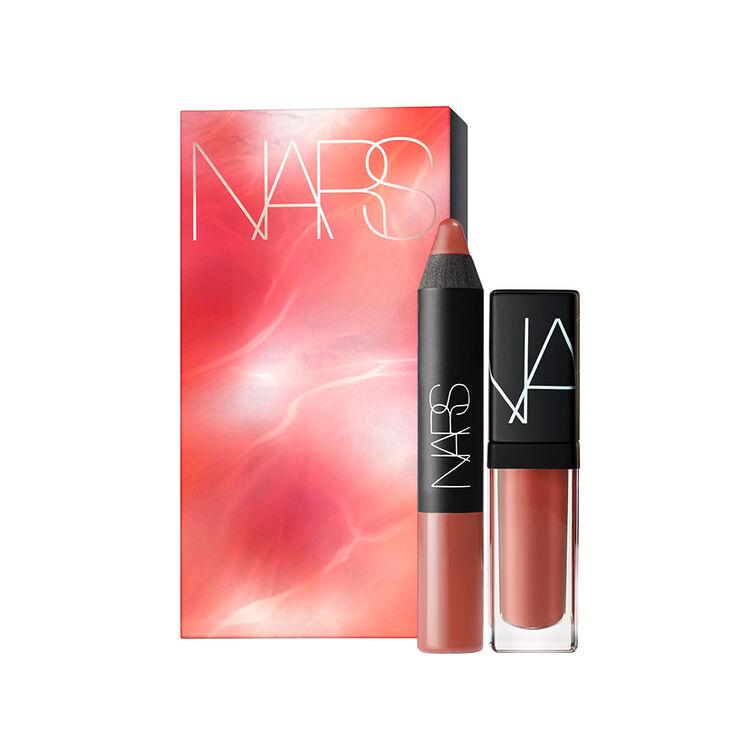 Lip Explicit Color Duo, NARS Tamaño viaje