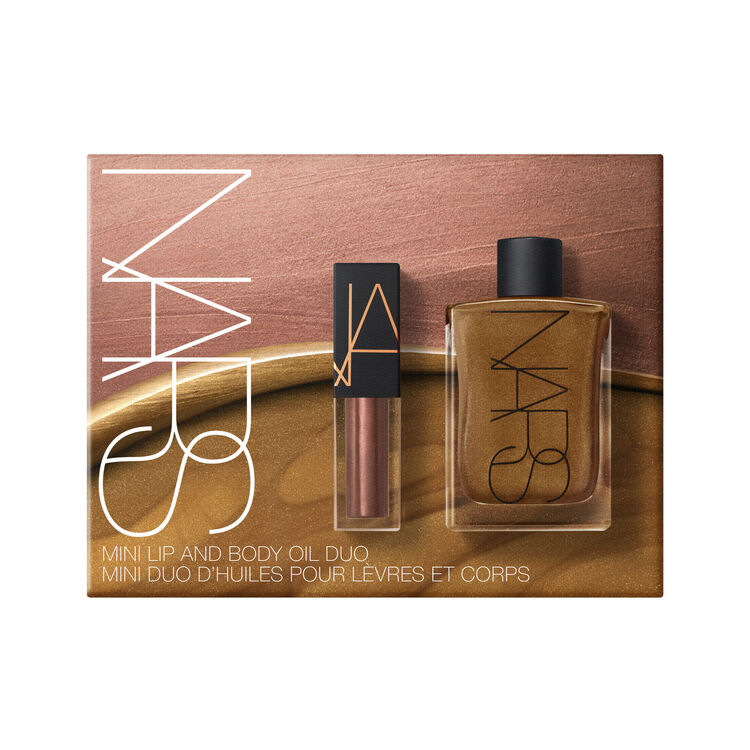 Mini Lip and Body Oil Duo, NARS Paletas y regalos