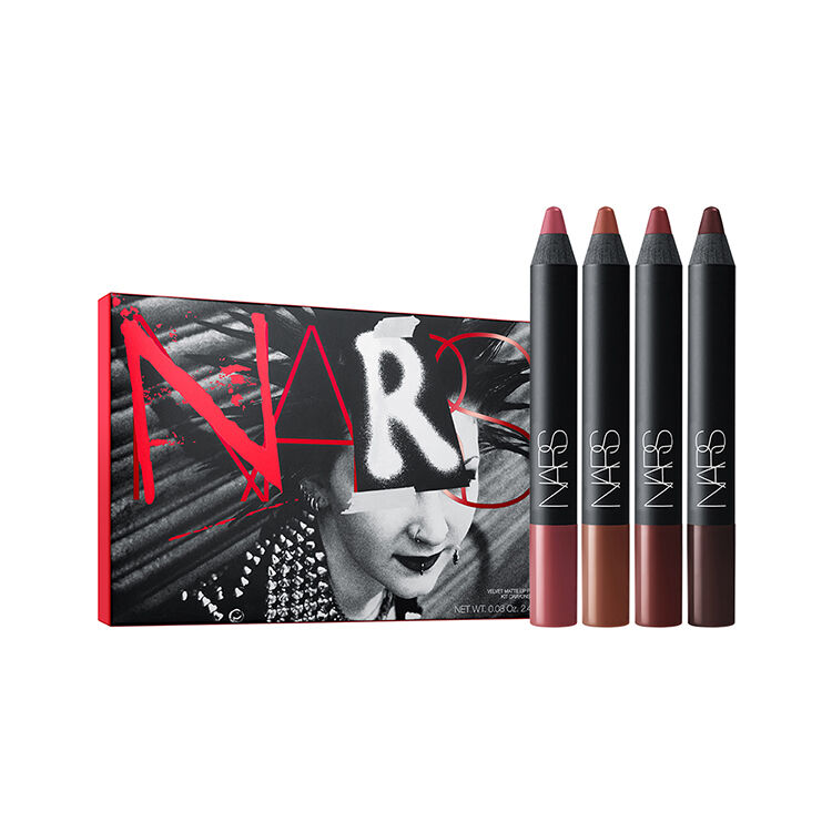 Manic Velvet Matte Lip Pencil Set, NARS Últimas unidades