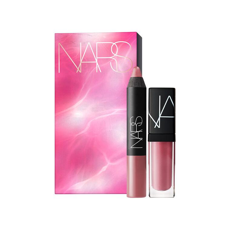 Lip Explicit Color Duo, NARS Paletas y regalos