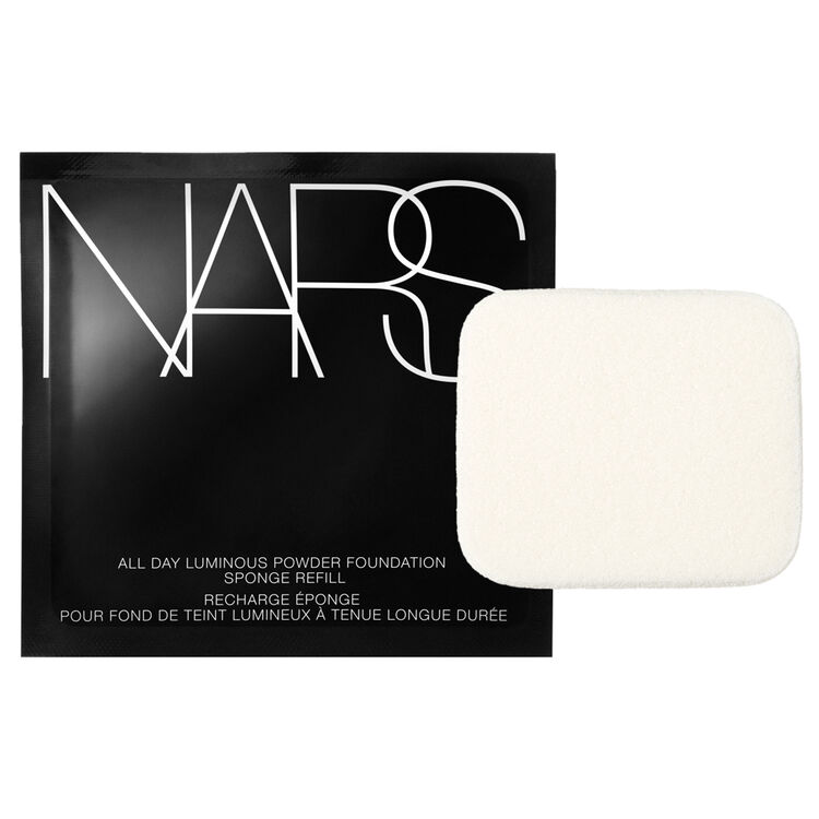 Base de maquillaje en polvo con esponja All Day Luminous, NARS Bases de maquillaje
