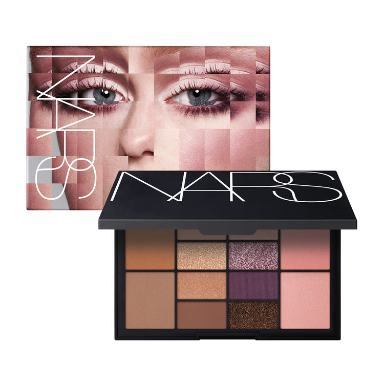 Makeup Your Mind Eye and Cheek Palette, NARS Paletas ojos