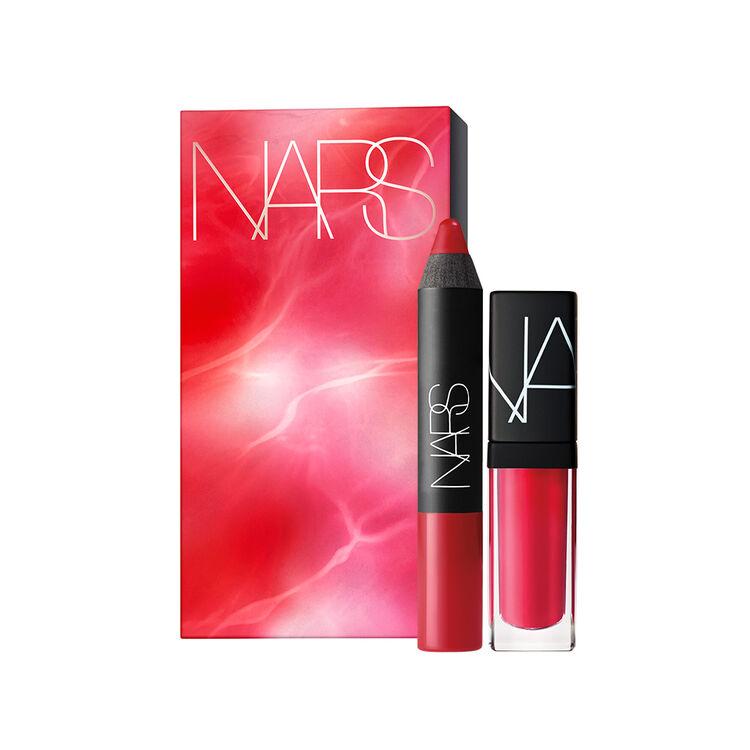 Lip Explicit Color Duo, NARS Rojos