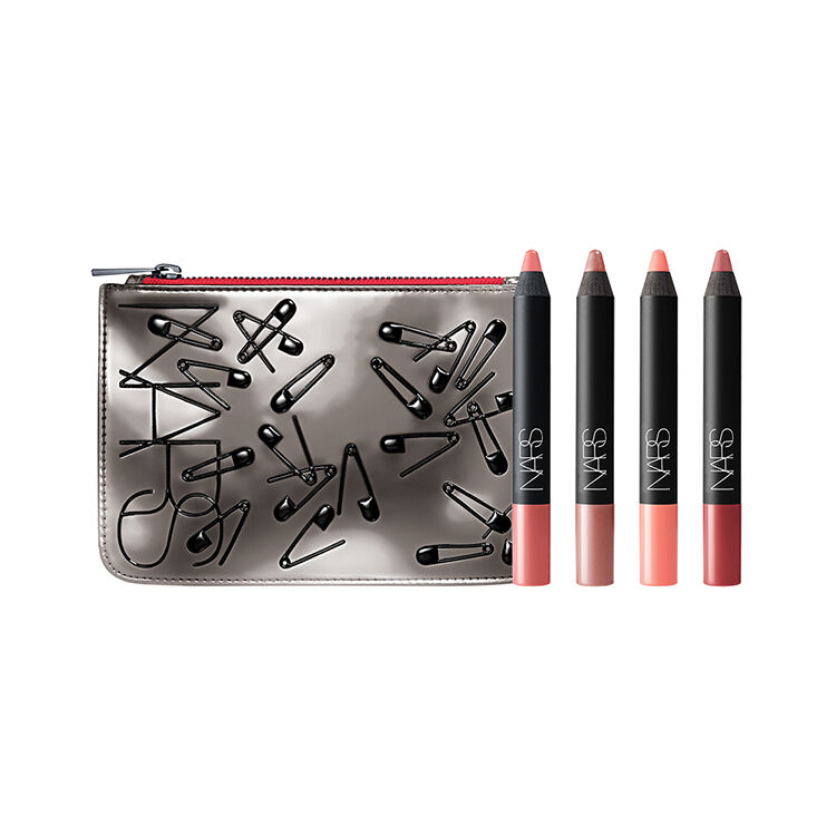 Ransom Velvet Matte Lip Pencil Set