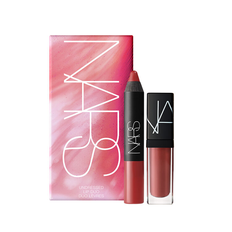 Undressed Lip Duo, NARS Paletas labios