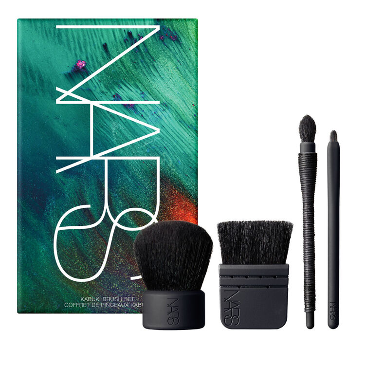 Kabuki Brush Set, NARS Brochas pinceles y accesorios
