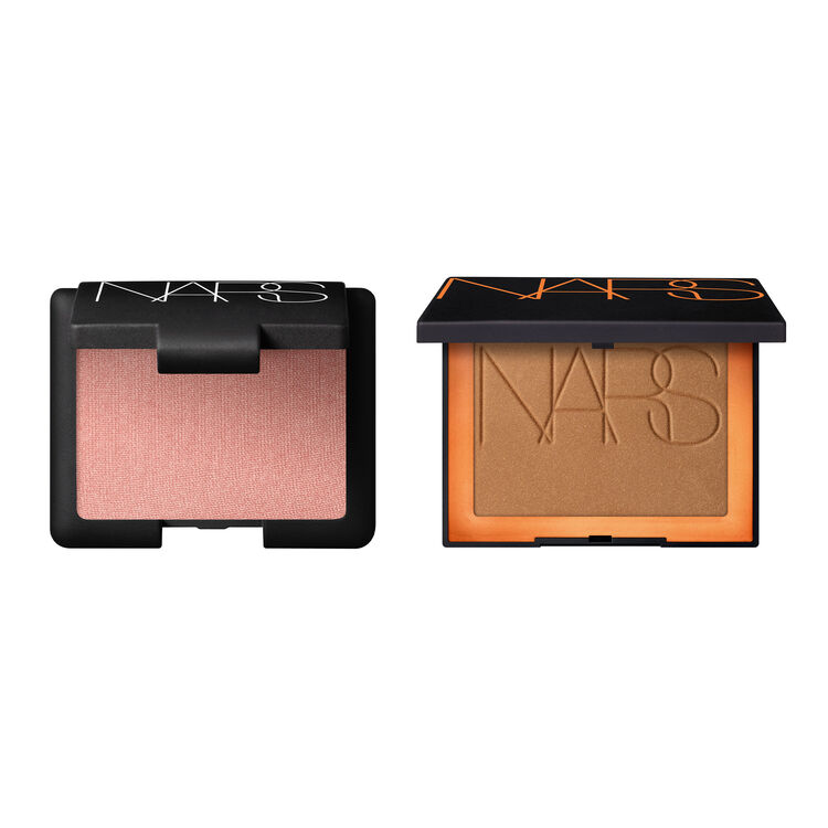 THE ICONIC BLUSH & BRONZER BUNDLE, NARS Bronceadores