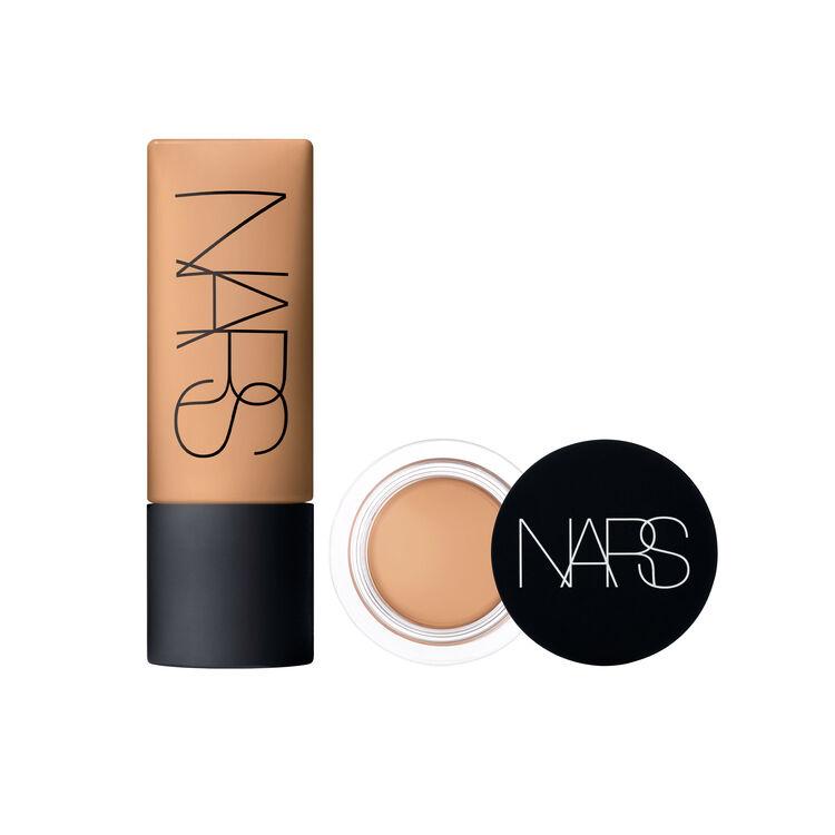 The Soft Matte Concealer & Foundation Bundle, NARS KITS PERSONALIZADOS -15%