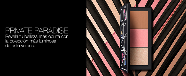Private Paradise - Revela tu belleza más oculta con la colección más luminosa de este verano.